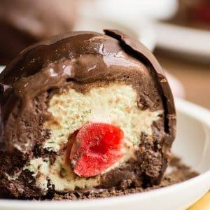 italian gelato tartufo