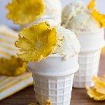 pina colada ice cream recipe
