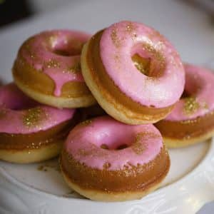 raspberry lemon donut recipe