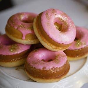 raspberry lemon donut recipe