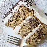 cinnamon chocolate chip cake recipe