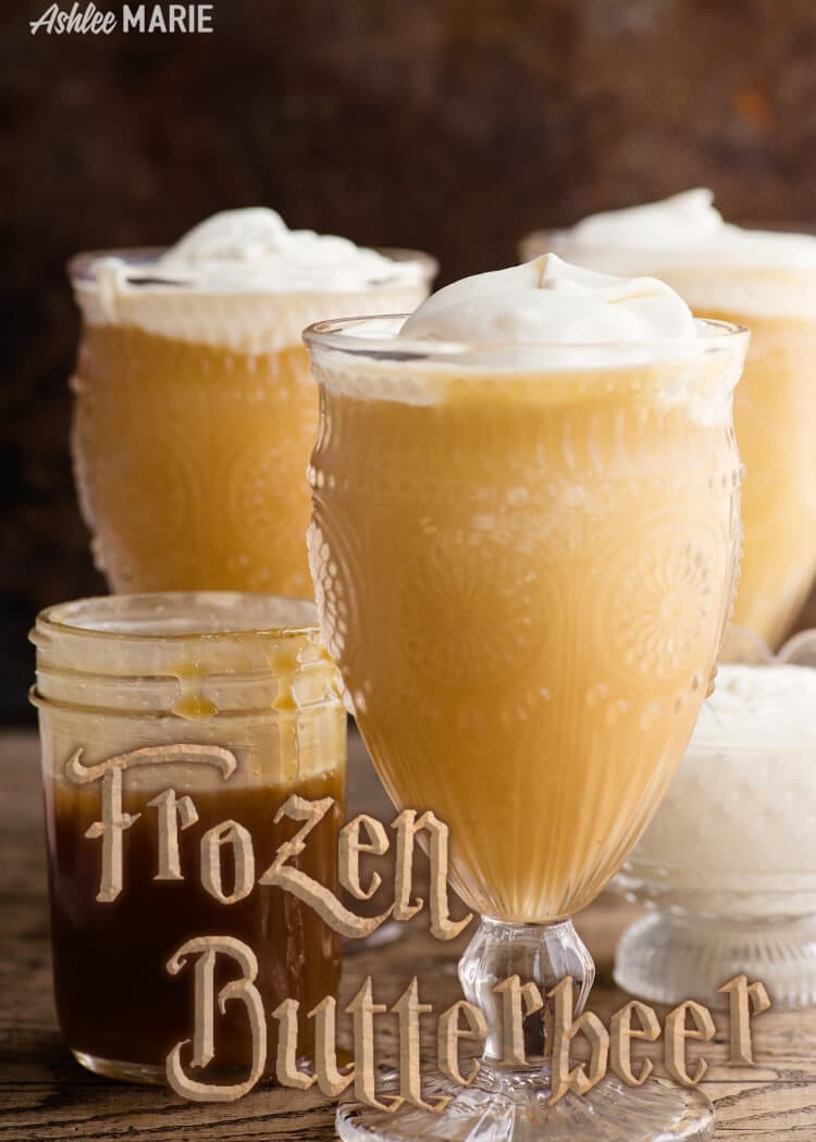 homemade frozen butterbeer recipe