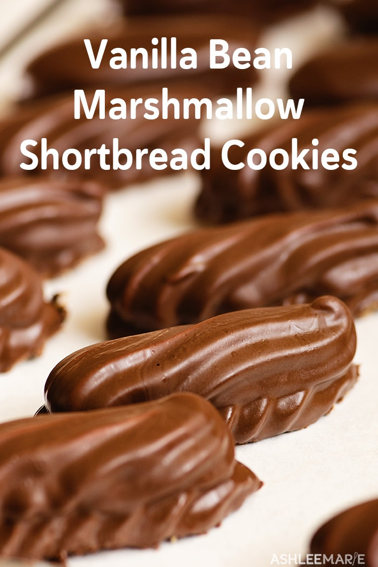 chocolate marshmallow cookies recipe and video