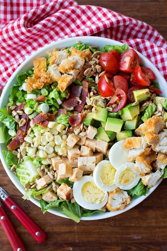 BLT Cobb Salad