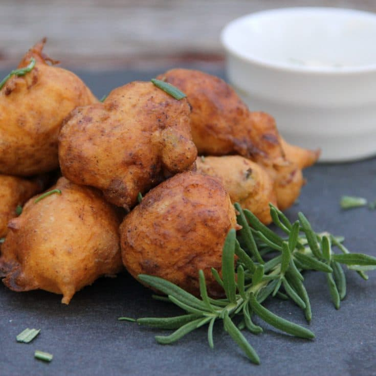 Jalapeno Bacon Fritters