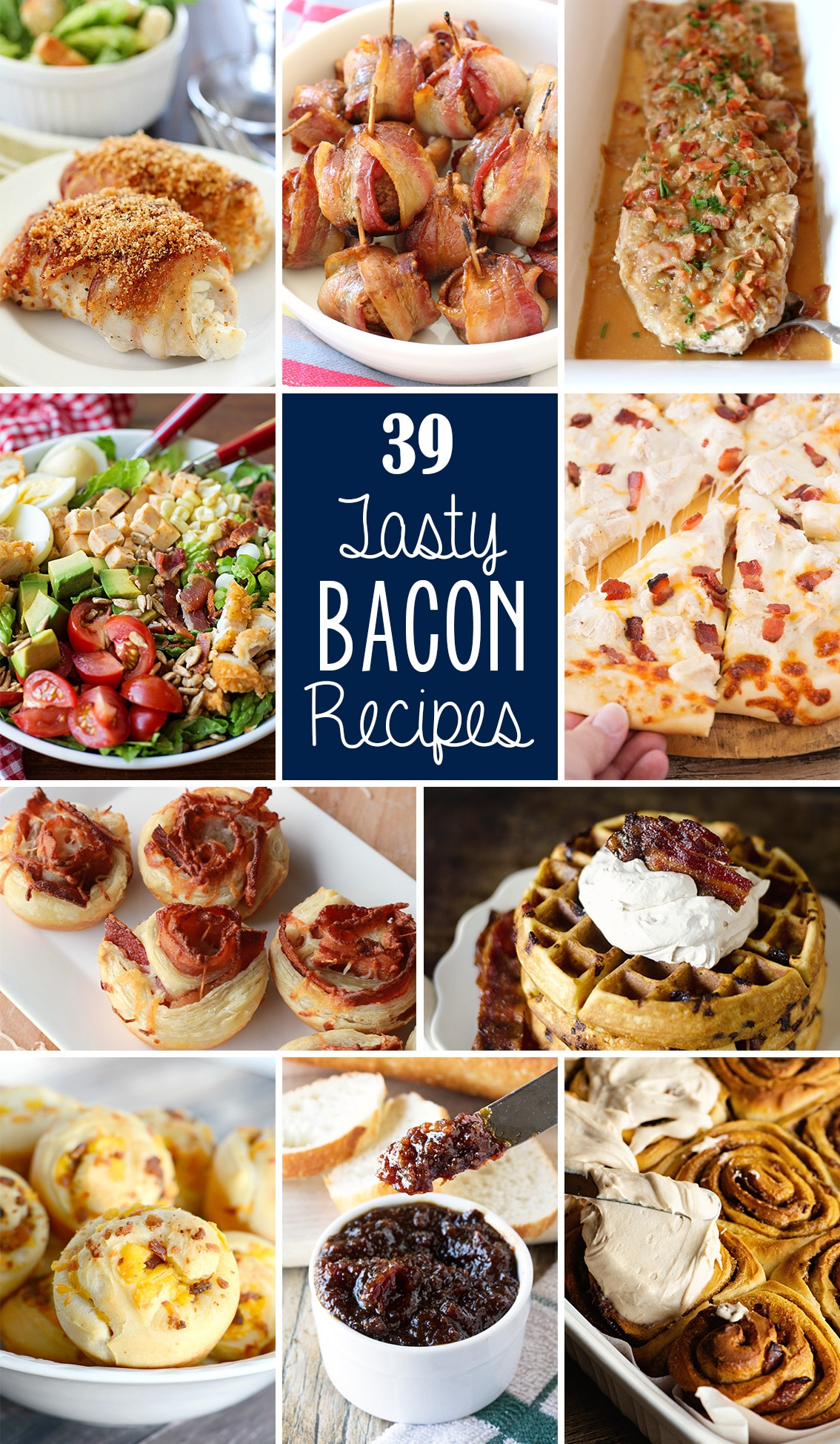 39 bacon round-up