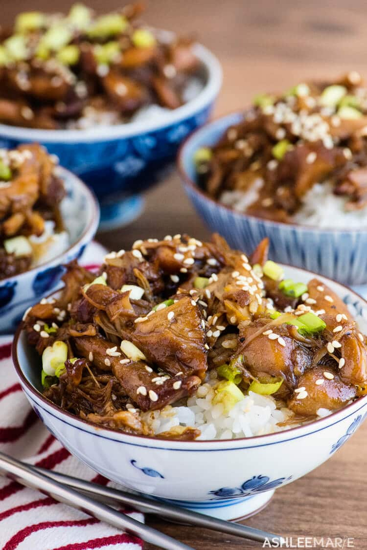 teriyaki instant pot chicken recipes and video