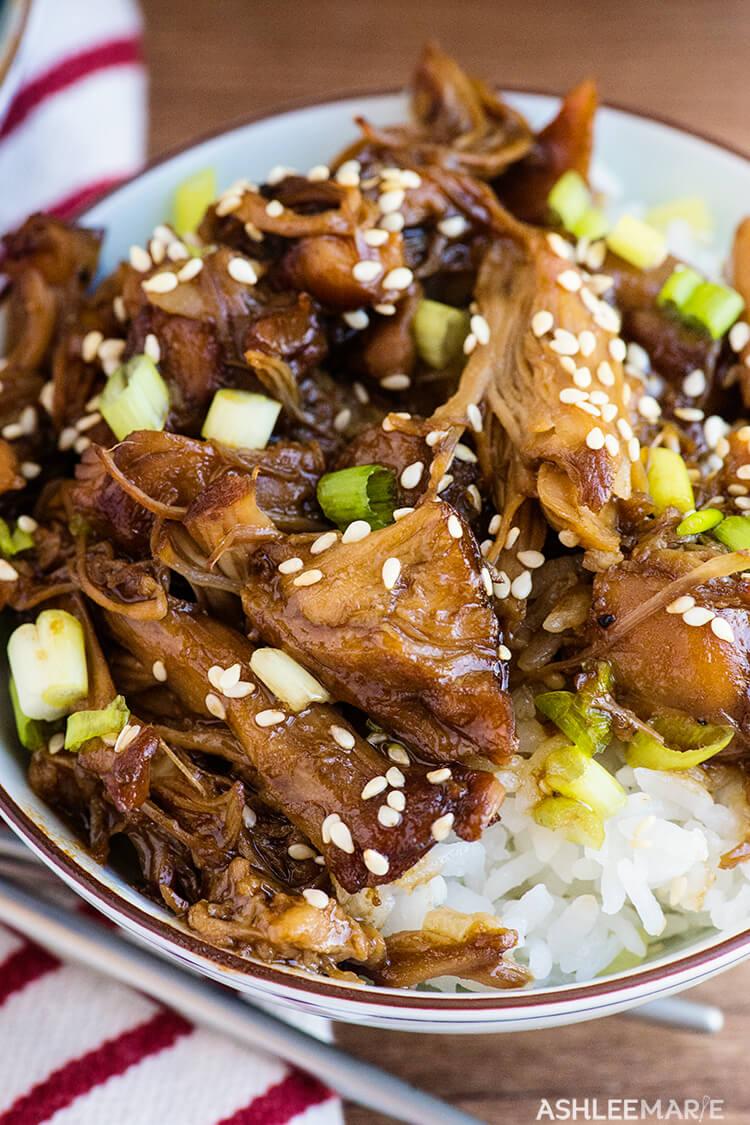 teriyaki instant pot chicken thigh recipes