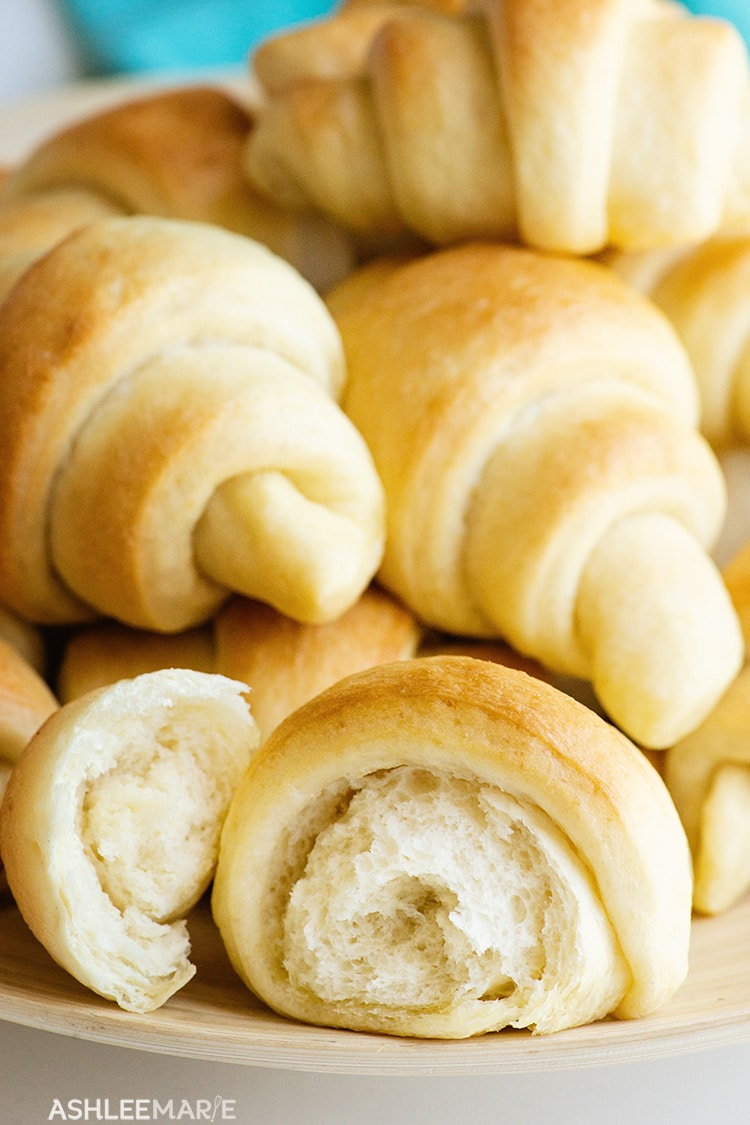 fast easy crescent rolls
