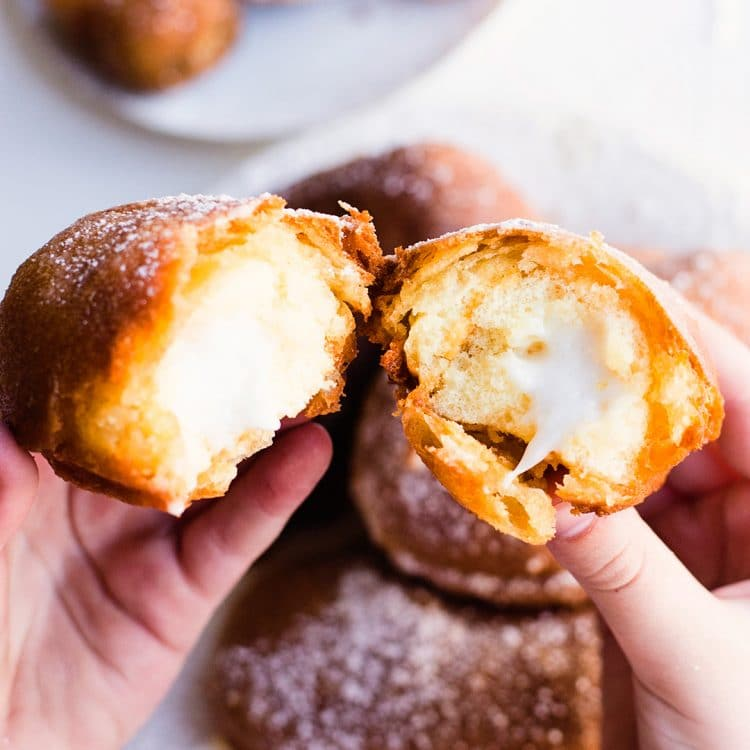 homefried deep fried twinkies