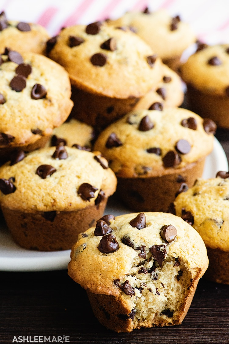 muffin recipe chocolate chip