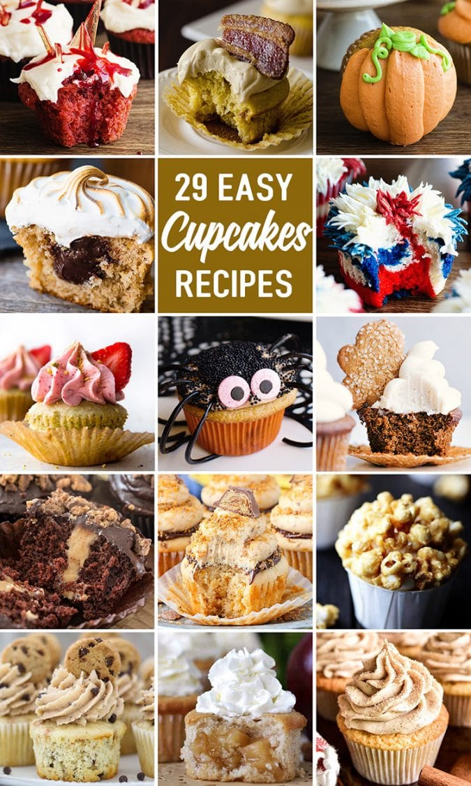 twenty-nine-easy-and-delicious-cupcake-recipes