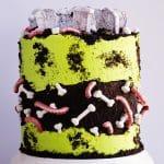 graveyard fault line dirt cake