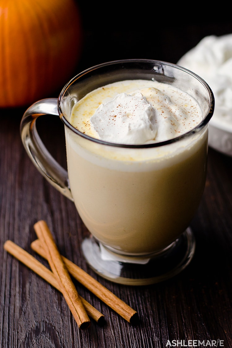 pumpkin pie drink