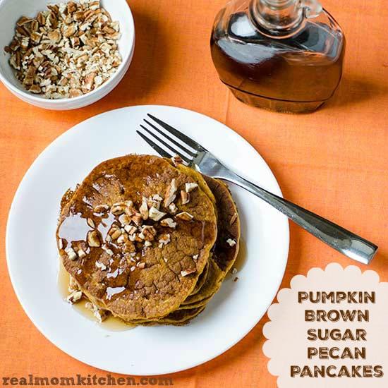 Pumpkin Brown Sugar Pecan Pancakes and 29 Other Pumpkin Recipes