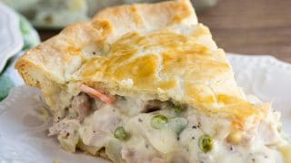 Turkey or Chicken Pot Pie Recipe and Video