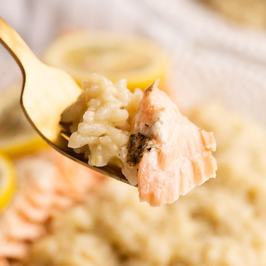 baked lemon salmon recipe