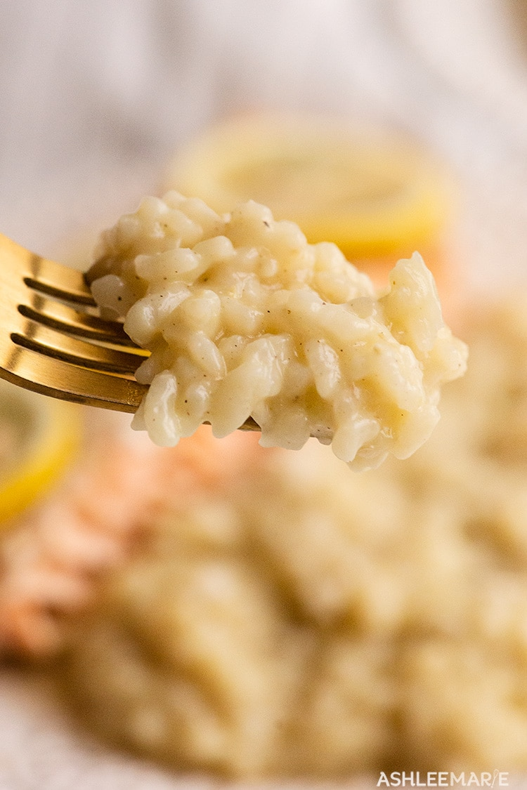 instant pot recipe parmesan risotto