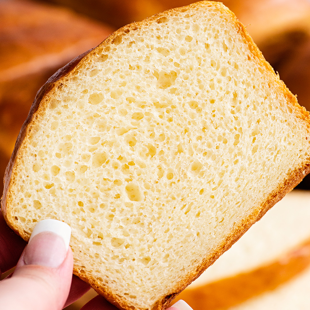 slice of white bread recipe