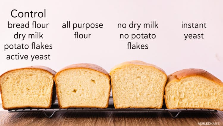 Easy Homemade bread recipe variations